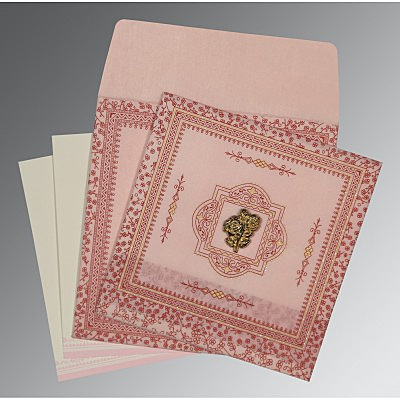 Islamic Wedding Invitations - I-8205J