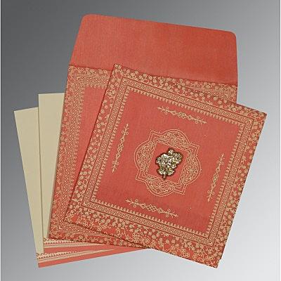 Islamic Wedding Invitations - I-8205M