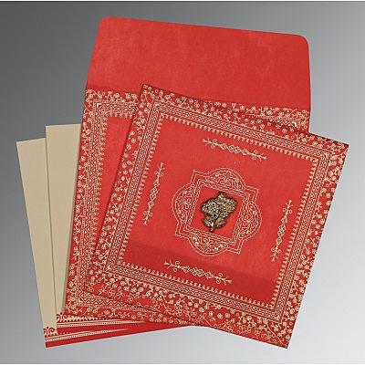 Islamic Wedding Invitations - I-8205R