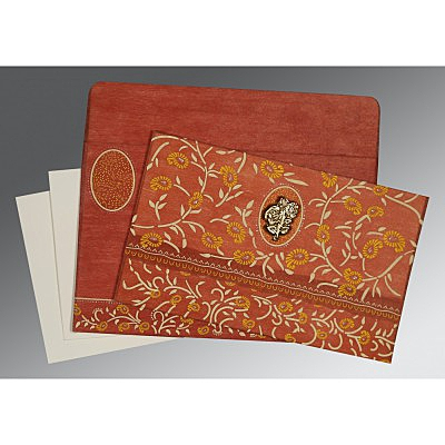 Islamic Wedding Invitations - I-8206G