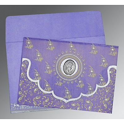 Islamic Wedding Invitations - I-8207D