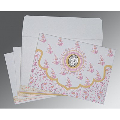 Islamic Wedding Invitations - I-8207I