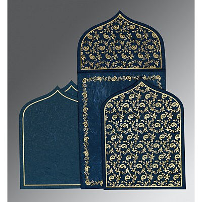 Islamic Wedding Invitations - I-8208B
