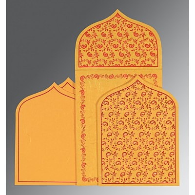 Islamic Wedding Invitations - I-8208C
