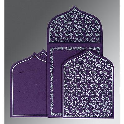 Islamic Wedding Invitations - I-8208D