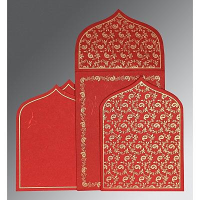 Islamic Wedding Invitations - I-8208O
