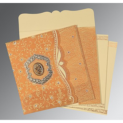 Islamic Wedding Invitations - I-8209B
