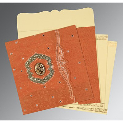 Islamic Wedding Invitations - I-8209D