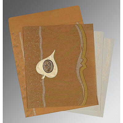 Islamic Wedding Invitations - I-8210O