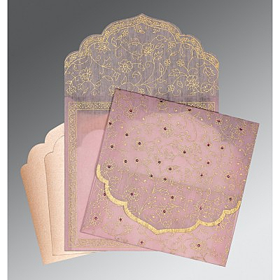 Islamic Wedding Invitations - I-8211D