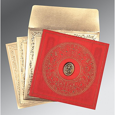 Islamic Wedding Invitations - I-8214G