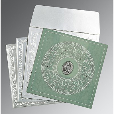 Islamic Wedding Invitations - I-8214P