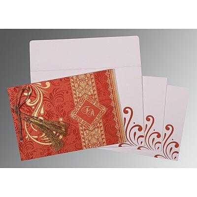 Islamic Wedding Invitations - I-8223F