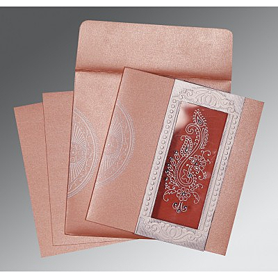 Islamic Wedding Invitations - I-8230A
