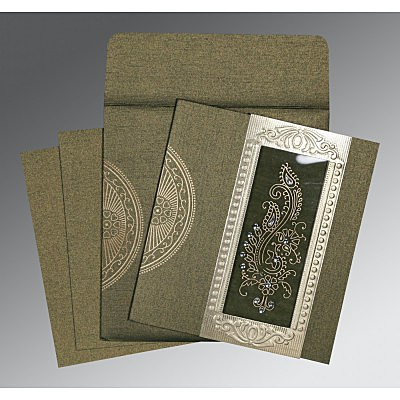 Islamic Wedding Invitations - I-8230L