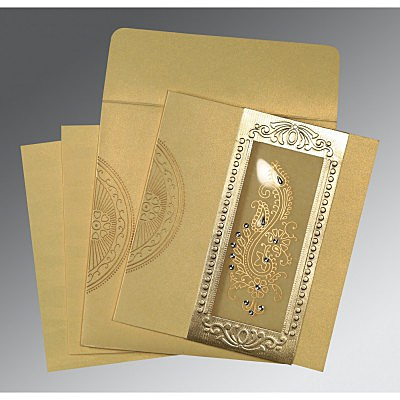 Islamic Wedding Invitations - I-8230P