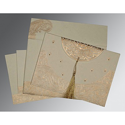 Islamic Wedding Invitations - I-8234B