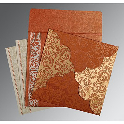 Islamic Wedding Invitations - I-8235G