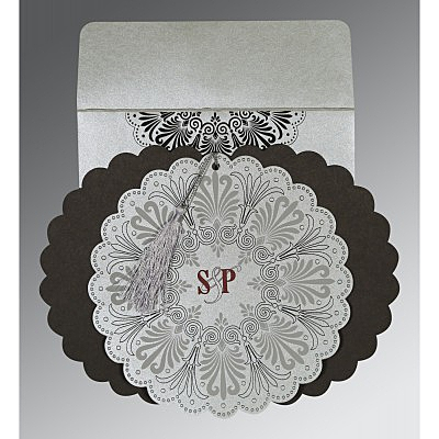 Islamic Wedding Invitations - I-8238A