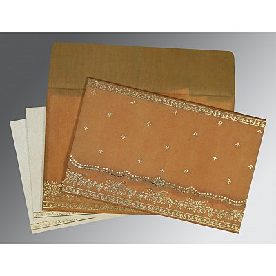 Islamic Wedding Invitations - I-8241J