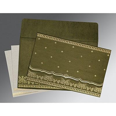Islamic Wedding Invitations - I-8241L
