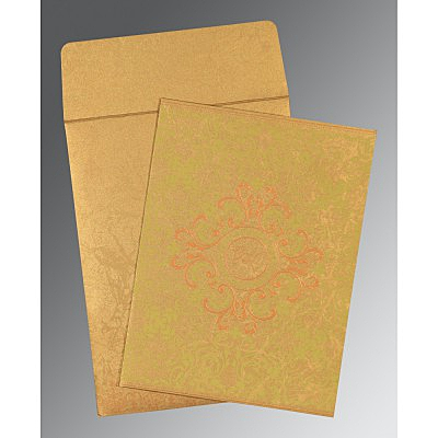 Islamic Wedding Invitations - I-8244G