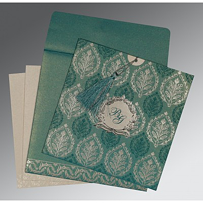 Islamic Wedding Invitations - I-8249D