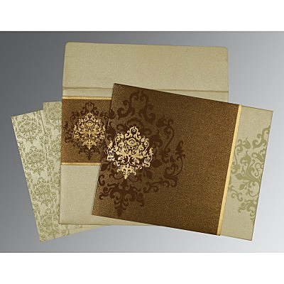 Islamic Wedding Invitations - I-8253A