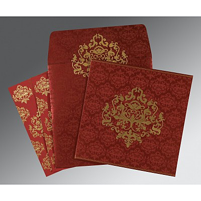 Islamic Wedding Invitations - I-8254B