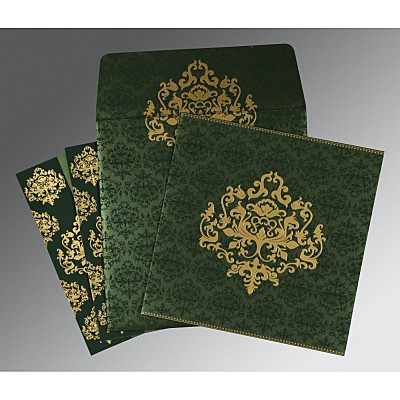 Islamic Wedding Invitations - I-8254D