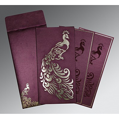 Islamic Wedding Invitations - I-8255G