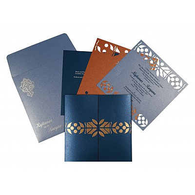 Islamic Wedding Invitations - I-8260D
