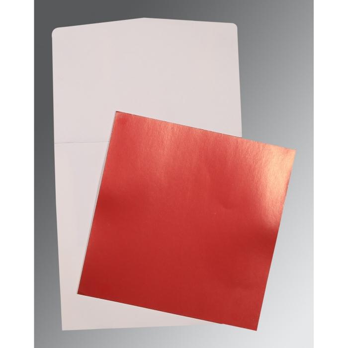Single Sheet Cards - P-0020