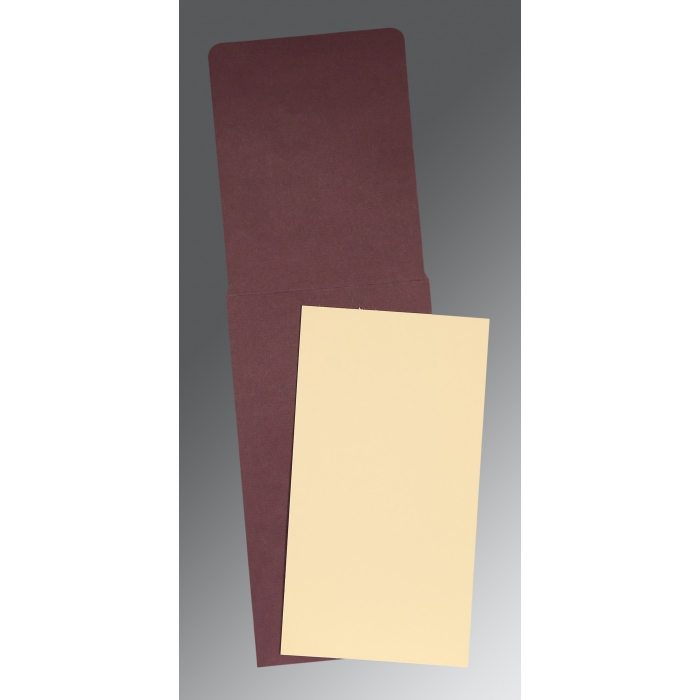 Single Sheet Cards - P-0033