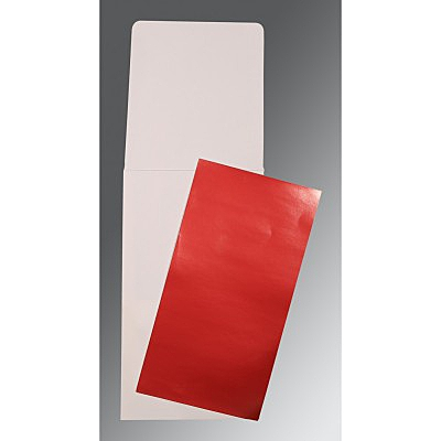 Single Sheet Cards - P-0010