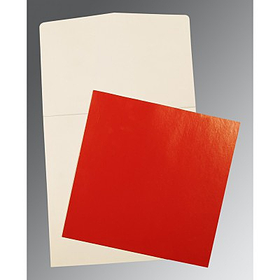 Single Sheet Cards - P-0018