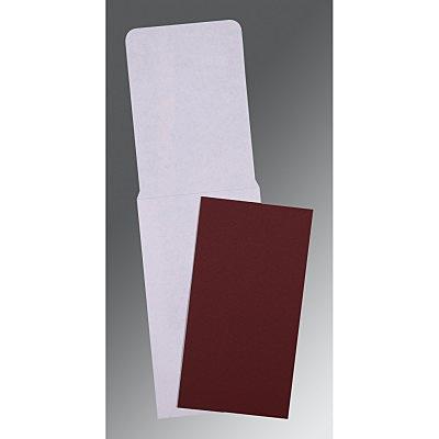 Single Sheet Cards - P-0026