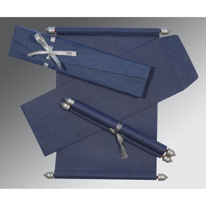 Scroll Wedding Cards - SC-5001A