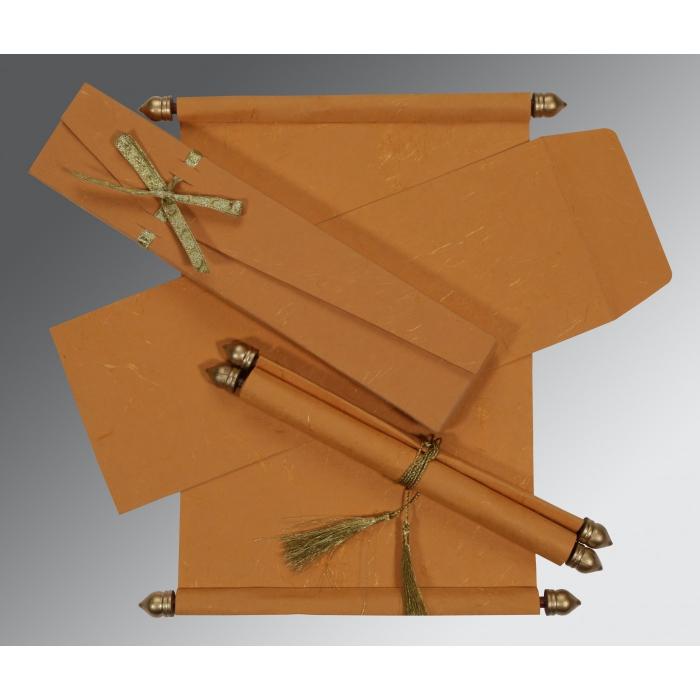 Scroll Wedding Cards - SC-5001M