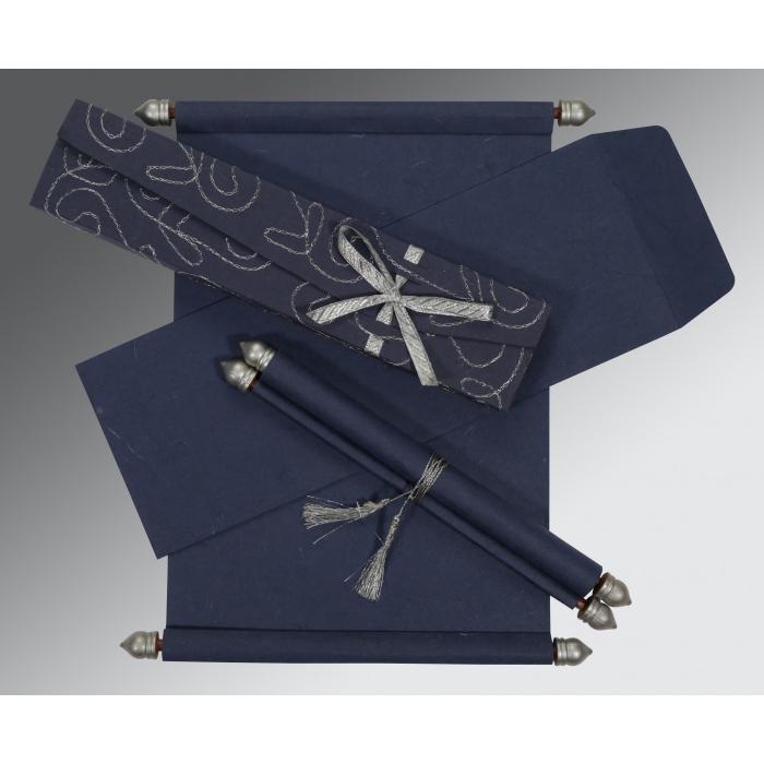 Scroll Wedding Cards - SC-5002D