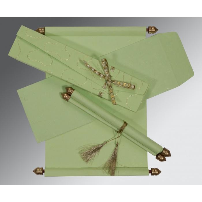 Scroll Wedding Cards - SC-5002K