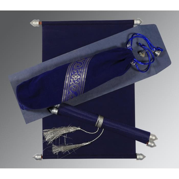 Scroll Wedding Cards - SC-5004C