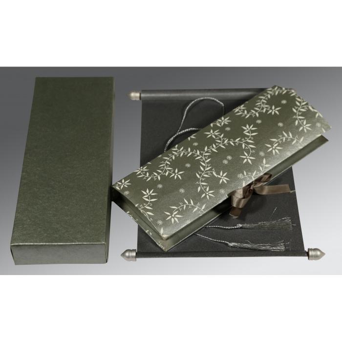 Scroll Wedding Cards - SC-5007B