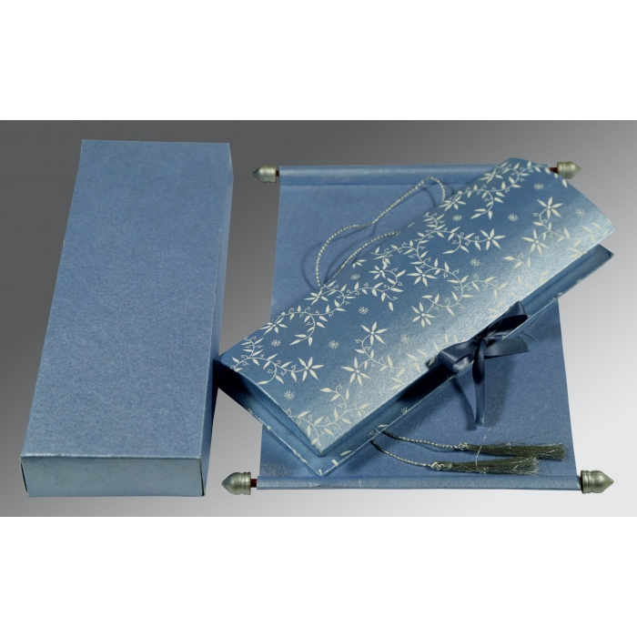 Scroll Wedding Cards - SC-5007K