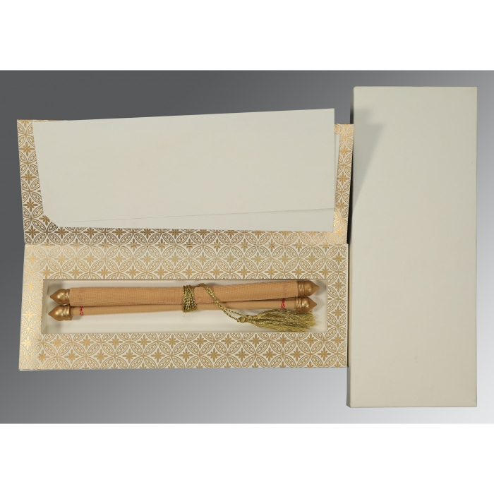 Scroll Wedding Cards - SC-5008C