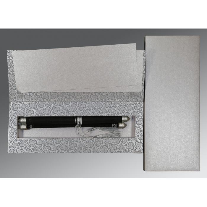 Scroll Wedding Cards - SC-5009A