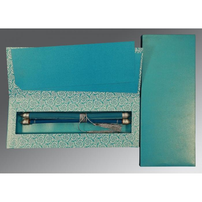 Scroll Wedding Cards - SC-5009F