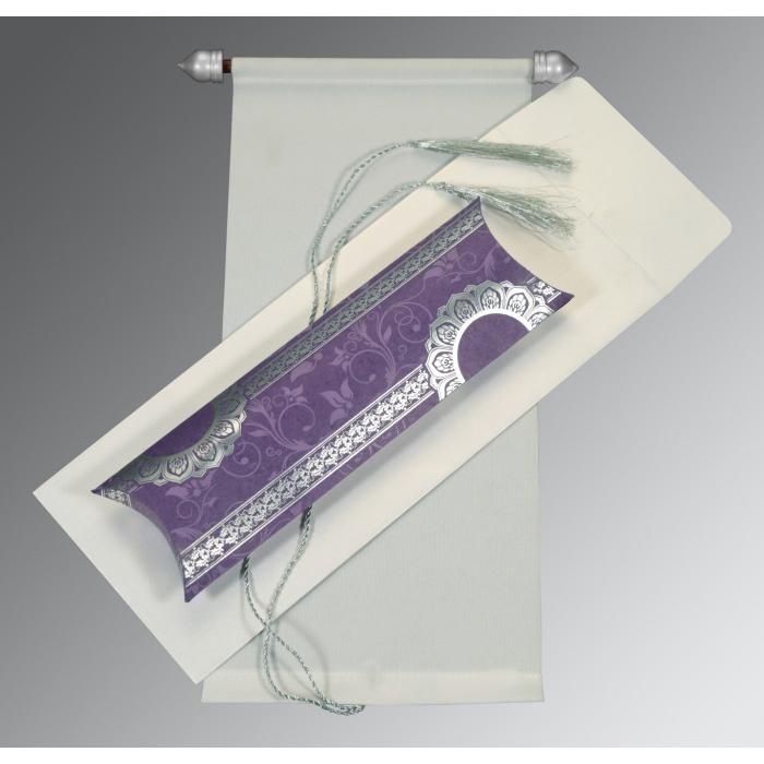 Scroll Wedding Cards - SC-5010C
