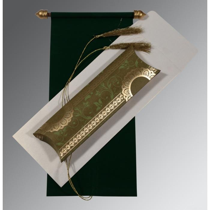 Scroll Wedding Cards - SC-5010F