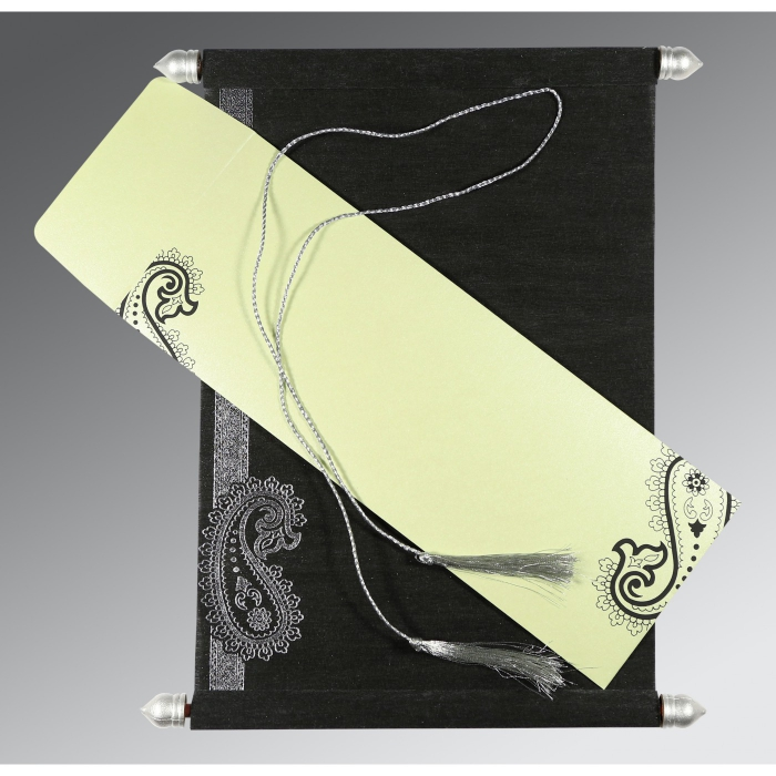 Scroll Wedding Cards - SC-5015C
